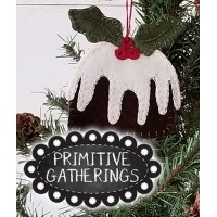 Bundt Cake Ornament