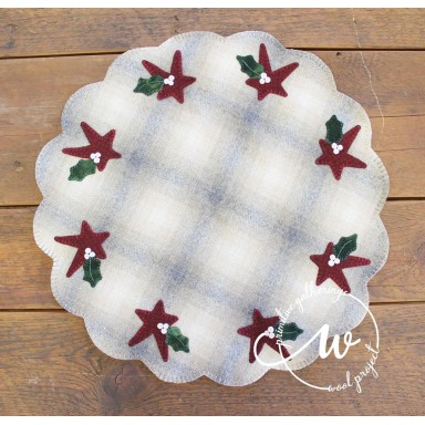 Holiday Table Mat-Light Version