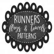 Runners, Flags and Towels Patterns