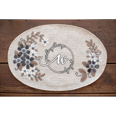 Down To Earth Table Mat