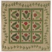 Wool Quilts & Wool Wallhangings
