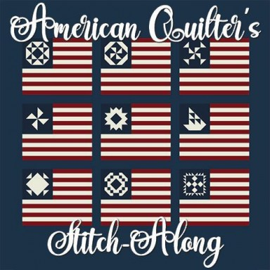American Quilter's Stitch Along