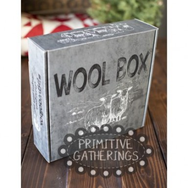 Wool Subscription Box 10 July 2020