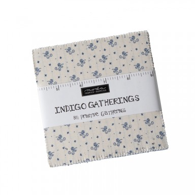 Indigo Gatherings Charm Pack