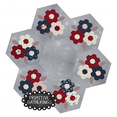 American Bouquet Table Mat