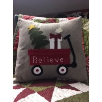 My Wooly Red Wagon-Believe