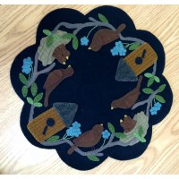 Nesting Time Table Mat