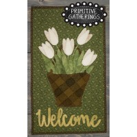 Spring Welcome Banner Kit