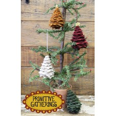 Stacked Tree Ornaments