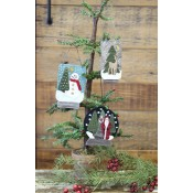 Christmas Mats and Ornaments and Stockings and More