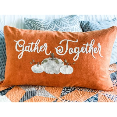 Gather Together Pillow Download