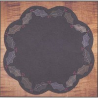 Holly & Berries Table Mat