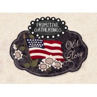 Old Glory Table Mat