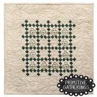 Irish Chain Mini Quilt
