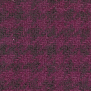 Red Grape Houndstooth