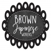 Brown Japanese Wovens