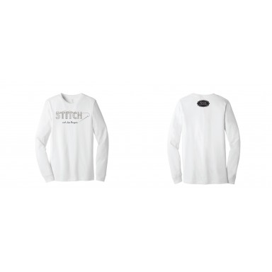Long Sleeve Stitch With Lisa T-Shirt