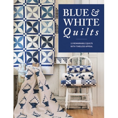 Blue & White Quilts-Pre-Order