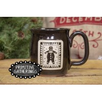 2018  Gingerbread Man Mug