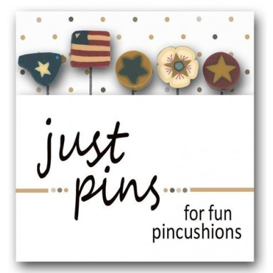 Just Pins- US Patriotic Collection