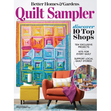 American Patchwork & Quilting Spring & Summer 2021
