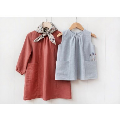 Baby or Child Smock Top or Dress