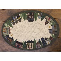 The Neighborhood Table Mat