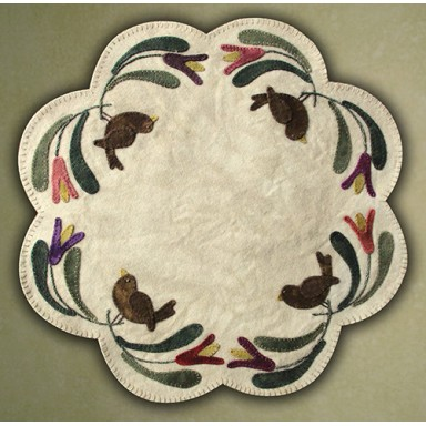 Birds Of A Feather  Table Mat
