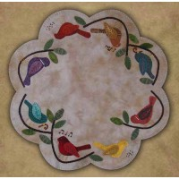 Songbirds Table Mat