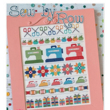 Sew by Row Counted Cross-Stitch