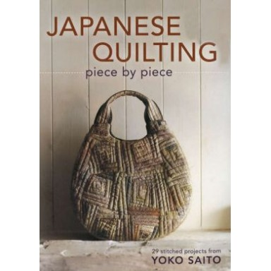 Japanese Quilting- Piece by Piece