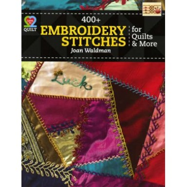 400+ Embroidery Stitches