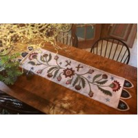 Prairie Rose Table Runner
