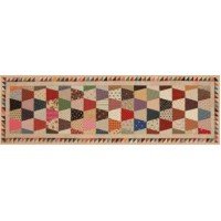 Tumbling Along Table Runner
