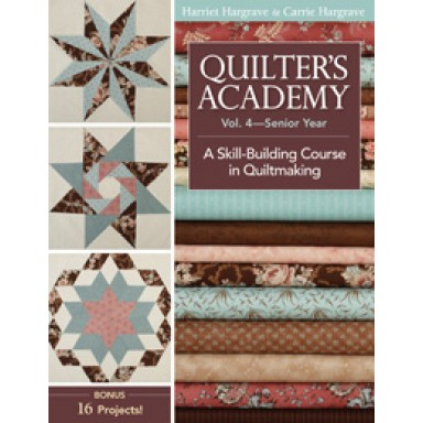 Quilters Academy-Vol.4-Senior Year