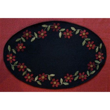 Scattered Flowers Table Mat