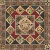 Quilts Or Wallhanging Patterns